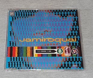 Фирменный Jamiroquai - Too Young To Die