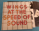 Wings - At The Speed Of Sound 1976 / SW-11525 , usa , vg++//m-/vg++
