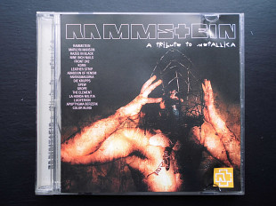 CD диск Rammstein - A Tribute To Metallica