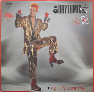 Eurythmics Right By Your Side 45RPM