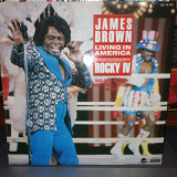 JAMES BROWN''LIVING IN AMERICA''45 MAXI