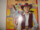 SAVOY BROWN-Jack the toad 1973 USA Blues Rock