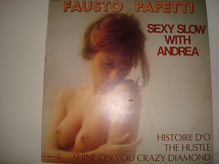 FAUSTO PAPETTI-Sexy slow with andrea 1976 France Lounge, Easy Listening