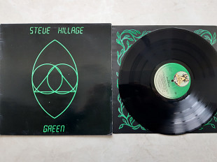 STEVE HILLAGE (GONG) GREEN ( VIRGIN V 2098 A1/B2 ) 1978 ENGL