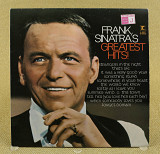 Frank Sinatra ‎– Frank Sinatra's Greatest Hits (Англия, Reprise Records)
