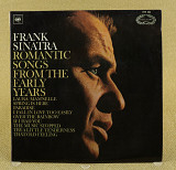 Frank Sinatra ‎– Romantic Songs From The Early Years (Англия, Hallmark Series)