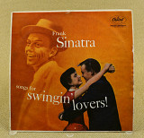 Frank Sinatra ‎– Songs For Swingin' Lovers! (Англия, Capitol Records)