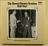 Tommy Dorsey / Frank Sinatra ‎– The Dorsey/Sinatra Sessions 1940-1942 (Англия, RCA Victor)
