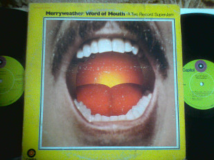 2 lp Merryweather \ Word Of Mouth 1969 USA Psychedelic Rock Blues