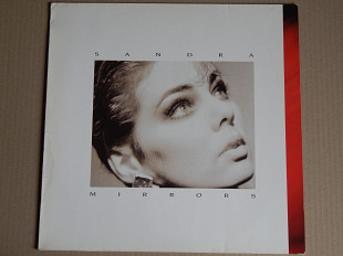 Sandra ‎– Mirrors (Virgin ‎– 207 915, Germany) insert EX+/NM-
