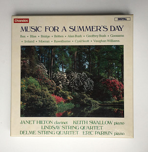 Music For A Summer's Day. Box 4 кассеты