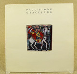 Paul Simon ‎– Graceland (Европа, Warner Bros. Records)