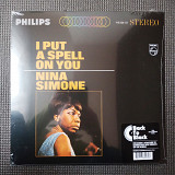 Nina Simone - I put a spell on you (1965). Вініл, Винил, Пластинка, Lp