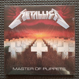Metallica - Master of Puppets. Audio CD. Диск. Новый. Рок, Метал