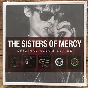 The Sisters Of Mercy 5 CD