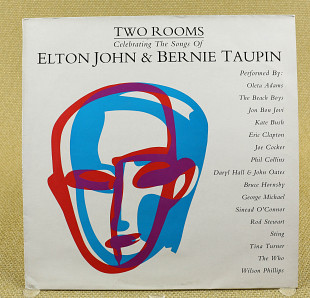 Various ‎– Two Rooms: Celebrating The Songs Of Elton John & Bernie Taupin (Европа, Mercury)