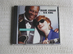 DIANE SCHUUR&B.B.KING / heart to heart / 1994