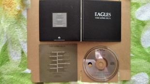 Продам cd EAGLES - The long run - 1979 mini vinyl made in RUSSIA