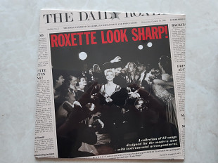 ROXETTE LOOK SHARP! ( PARLOPHONE 5054197026607 ) re 2018 - 1988