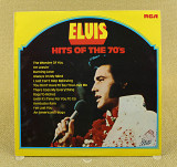 Elvis Presley ‎– Hits Of The 70's (Англия, RCA Victor)