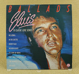 Elvis ‎– Ballads (18 Classic Love Songs) (Англия, Telstar)