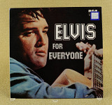Elvis Presley ‎– Elvis For Everyone (Англия, RCA Victor)