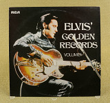 Elvis Presley ‎– Elvis' Golden Records Volume 1 (Англия, RCA Victor)