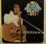 Elvis Presley ‎– Elvis Presley's Greatest Hits (UK & Europe, Reader's Digest)