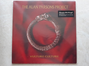 THE ALAN PARSONS PROJECT VULTURE CULTURE ( ARISTA / MUSIC ON VINYL MOVLP 880 ) RE 2013 1984 EU