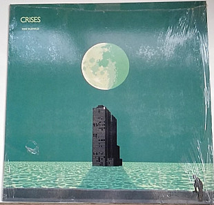 Пластинка Mike Oldfield – Crises (1983, Virgin 205 500, Europe GEMA/STEMRA)
