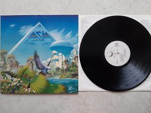 ASIA ALPHA ( GEFFEN GEF 25508 ) HOLLAND COVER 1983 ENGL EX+ NM OIS