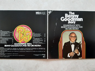 BENNY GOODMAN and his ORCHESTRA THE BENNY GOODMAN STORY 2 LP ( MCA 300 775 - 370 ) G/F 1972 GER