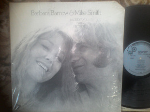 Barbara Barrow & Mike Smith \ Mickey And Babs Get Hot 1974 USA