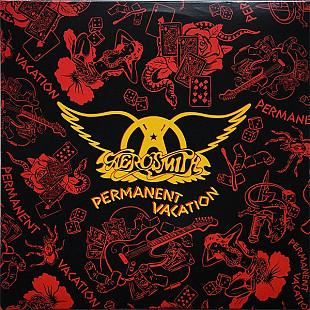 AEROSMITH Permanent Vacation 1987(2016) EU Geffen Запечатан