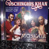 DSCHINGHIS KHAN ''THE BEST MOSKAU''CD