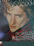 Rod stewart foolish behavior ( usa) nm/ nm