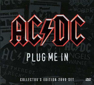 AC/DC- PLUG ME IN: Collector's Edition