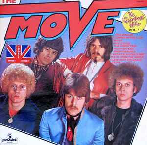 MOVE ( Jeff Lynn, Roy Wood ) The Greatest Hits Vol.1 1978 UK Pickwick Запечатан