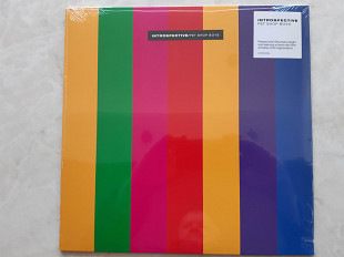 PET SHOP BOYS INTROSPECTIVE ( PARLOPHONE 0190295831950 ) RE 2018 1988 EU SEALED перевидання конве