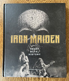 "Chris Welch ""Iron Maiden Heavy Metal History"""