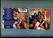 "Продам CD Queen ""At The BBC"" – 1973"