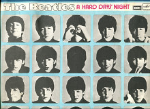 "Продам платівку The Beatles ""A Hard Day's Night"" – 1964"