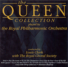 The Royal Philharmonic Orchestra ‎– The Queen Collection