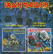 Iron Maiden – Live After Death + The Number of The Beast