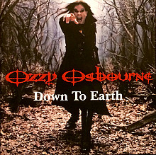 Ozzy Osbourne – Down To Earth