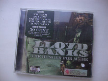 LLOYD BANKS THE HUNGER FOR M RE EU