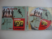 THE DOORS 2IN1 L.A.WOMAN/WALTING FOR THE SUN