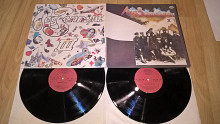 Led Zeppelin (II). 1969. Led Zeppelin (III) 1970. (2LP). 12. Vinyl. Пластинки. Russia. M (Mint). Нов