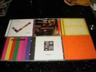 "Pet Shop Boys ""Very"" CD Made In Holland."