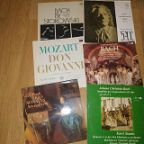 MOZART DON GIOVANNI LP